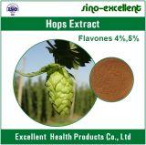 Flavone solubile in acqua 4% 5% per l'estratto dei luppoli della birra