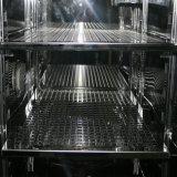 Forno a temperatura elevata industriale di precisione del laboratorio