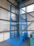 Платформа подъема Hydralic столба аттестации 4 CE электрическая материальная