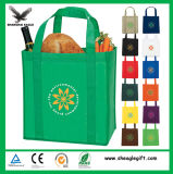 Custom Printed Lamination PP Promocional Shopping Non Woven Tote Bag