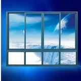4滑走の窓ガラスの単一か二重緩和された明確なガラス窓