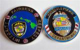 品質のホノルルの警察3Dの金属の硬貨