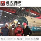 9t 9000kgのディーゼル油の蒸気ボイラの価格そして技術的なデータ