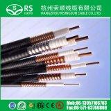 """питательный кабель RF дюйма 1/2 """" алюминиевый Corrugated"""