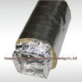 Condotti di aria flessibili rettangolari di alluminio isolati (HH-C)