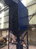Colector de polvo para la metalurgia