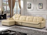 Moderne Hauptmöbel, L Form-Leder-Sofa (B. 889)