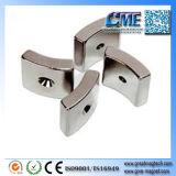 Магнит мотора магнитов дуги неодимия постоянный для электрического двигателя неодимия