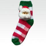 Calzini del regalo per il giorno di Natale