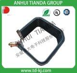 El condensador enrolla el fabricante de China de las piezas