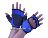 De met zwemvliezen Duurzame Zwemmende Handschoen van het Neopreen