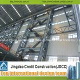 De Elektrische centrale van de Steenkool van de Structuur van het staal