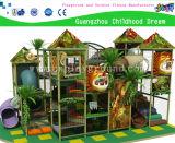 Playground Indoor em tamanho grande e Idade do Gelo Conceito (H13-60012)