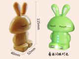 다채로운 토끼 판지 힘 은행 (OM-PW023)