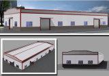 Edificio de la estructura de acero de la buena calidad