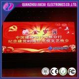 Innen-Zeichen der LED-video Wand-P2.5 RGB LED mit farbenreichem
