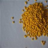 2018 LDPE/HDPE 40% 노란 안료 황색 Masterbatch