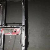Cemento automático de la pared que enyesa precio de la máquina con la paleta del yeso del 120cm