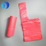 HDPE Milieuvriendelijk bij de Plastic Vuilniszak van de Fabrikant van het Broodje