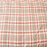 リゾートのための工場供給の縞の綿の寝具