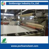 Panneau en plastique blanc de mousse de PVC de panneau de PVC de feuille de PVC