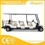 11人の高品質の電気観光車