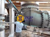 Grande pompe d'écoulement axial horizontale (pompe d'hélices)
