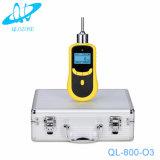 Medidor de gás portátil do ozônio com bomba interna