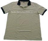 Camisa de polo descascada Lauderdale austríaca com boa sensação