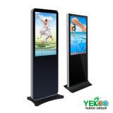 en luz del sol visualización de la pantalla táctil del panel del LCD de 43 pulgadas con la visualización del LG TV