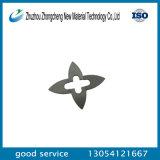Láminas modificadas para requisitos particulares del carburo de tungsteno