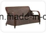 Напольное /Rattan/софа HS1629 ротанга мебели сада/патио