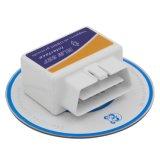 Het mini OBD2 Hulpmiddel van het Aftasten van Bluetooth van de Interface van Elm327 OBD2 Zwarte V2.1