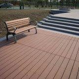 Pavimentazione esterna vuota di alta qualità WPC (M20)