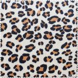 Cuoio per i pattini, sacchetto (CF020130W) del Faux dell'unità di elaborazione del reticolo del leopardo di alta qualità