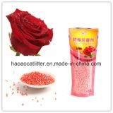 Rose Nice Scent Cat Litter Desodorante (CG001)