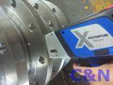 B211 Aluminum 7075 Slip auf Flange