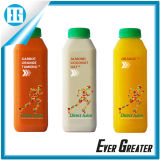 Etiqueta engomada adhesiva impermeable de empaquetado modificada para requisitos particulares de la botella de la etiqueta engomada de la botella del valor de la etiqueta engomada superior de la botella