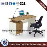 1.2メートルの高い光沢をつけるスタッフのコンピュータの事務机(HX-5N476)