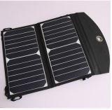 가장 새로운 최신 판매 13W 옥외 Foldable 휴대용 태양 충전기
