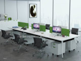 Office all'ingrosso Linear Workstation Desk con Screen Divider (HF-YZM007)