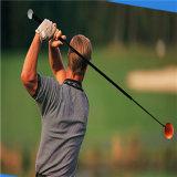 Ayudas a la formación de enseñanza anaranjadas del ritmo del oscilación de la práctica del golf de la práctica del golf del amaestrador del oscilación del golf