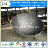 중국 공급자 탄소 강철 반구 헤드 관 엔드 캡