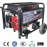 Portable benzine (benzine) Generator Powered by Honda (BH6500XE)