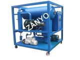 Fábrica de tratamento contínua do óleo da turbina de vapor de China