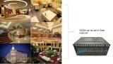 Sistema de telefone central D256A do PBX do hotel até 256 extensões com sistema de faturamento PBX