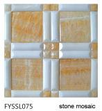 Стена строительного материала дома Onyx мозаики природы каменная мраморный до плитки пола (FYSSL075)