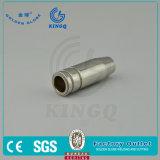 Gas de cobre cónico de Kingq Binzel 15ak, boquilla del soplete de MIG