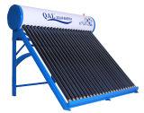 2014 calentadores de agua solares no ejercidos presión sobre
