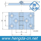Yh9357 Highquality Die Cast Zinc Alloy Hinge para Electrical Cabinet